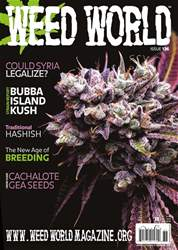 Weed World issue WW136