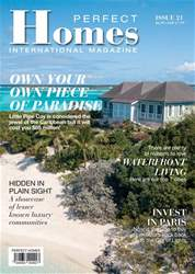 Perfect Homes Magazine Cover