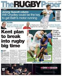 The Rugby Paper issue 22nd July 2018