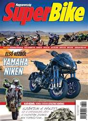 Superbike Hungary issue Aug-18