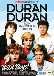 Classic Pop issue Duran Duran