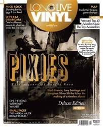 Long Live Vinyl issue Sep-18