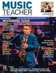 Music Teacher issue August 2018