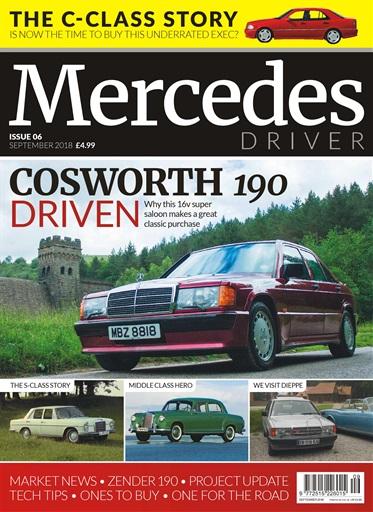 Mercedes Driver Magazine Preview
