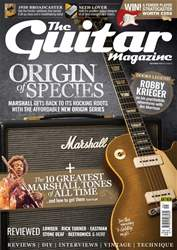 The Guitar Magazine issue Sep-18
