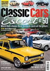 Classic Cars issue September 2018