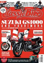 Classic Bike issue August 2018