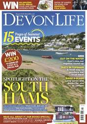 Devon Life issue Aug-18
