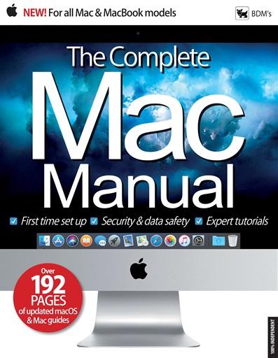New mac user guide.