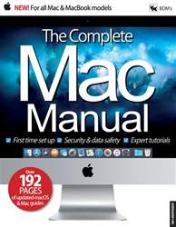 Complete Mac Manual issue Complete Mac Manual