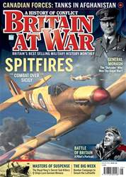 Britain at War Magazine issue   August 2018