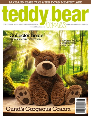 Teddy Bear Times issue Issue 236