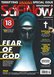 SciFiNow issue Issue 148
