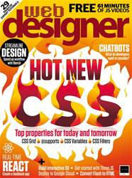 Web Designer issue Issue 277