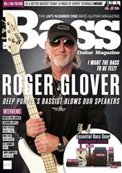 Bass Guitar issue August 2018