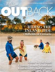 OUTBACK Magazine issue OUTBACK 120