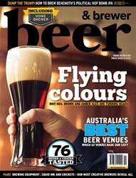 Beer and Brewer issue Winter 2018