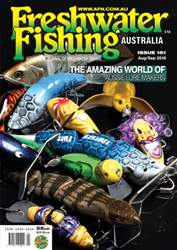Freshwater Fishing Australia issue Freshwater Fishing 151
