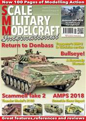 Scale Military Modelcraft International issue August 2018