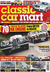 Classic Car Mart issue September 2018