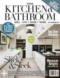 Utopia Kitchen & Bathroom issue September 2018