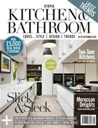 Utopia Kitchen & Bathroom Magazine Cover