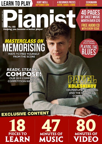 Pianist issue Aug - Sept 2018