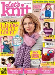 Let's Knit issue Sep-18
