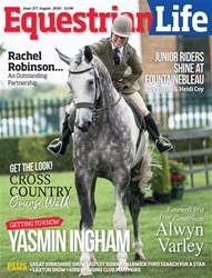 Equestrian Life Magazine issue August 2018