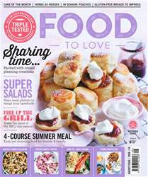 Food To Love issue August 2018
