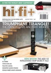 Hi-Fi Plus issue Hi-Fi+ Issue 162