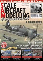 Scale Aircraft Modelling International issue August 2018