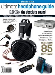 Ultimate Headphone Guide Special Issue issue Ultimate Headphone Guide Special Issue