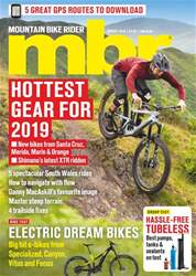 Mountain Bike Rider issue August 2018