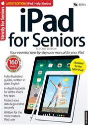 BDM's For Seniors User Guides Magazine Cover