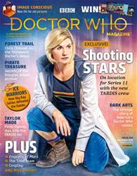 Doctor Who Magazine issue 528