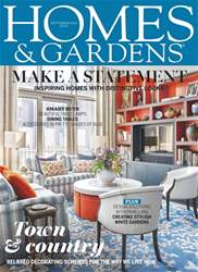 Homes & Gardens issue September 2018