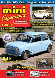 The Mini Experience issue Issue 11