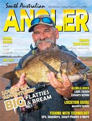 South Australian Angler (SA Angler) issue SA Angler Aug/Sep 18