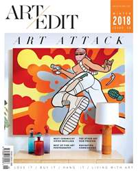 Art Edit issue Art Edit | Winter 2018