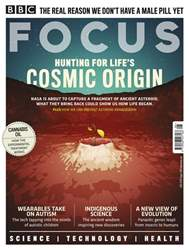 BBC Focus Magazine issue August 2018