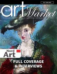 Art Market Magazine issue Issue #40  July 2018