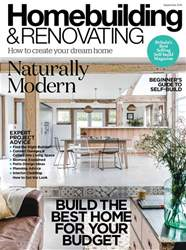 Homebuilding & Renovating Magazine issue September 2018