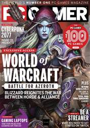 PC Gamer (UK Edition) issue September 2018