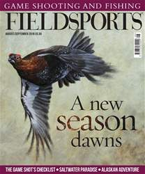 Fieldsports issue August/September 2018