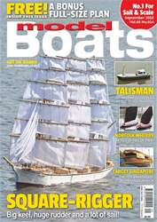 Model Boats issue Sep-18
