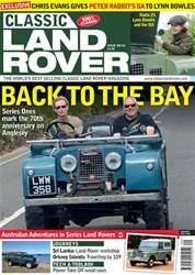 Classic Land Rover Magazine issue   September 2018