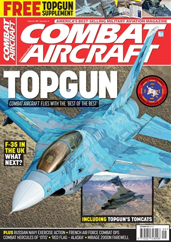 Combat Aircraft issue   September 2018