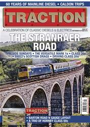 Traction issue Sept-Oct 2018