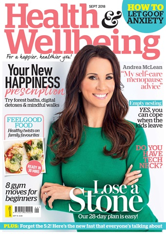 Health & Wellbeing issue Sep-18
